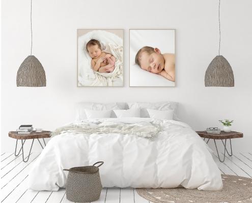 Neugeborenen Bilder Poster