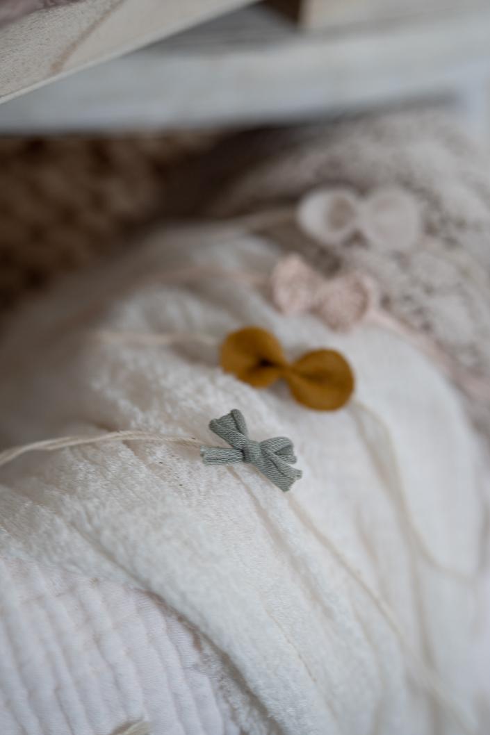 Neugeborenen Haarbänder Foto