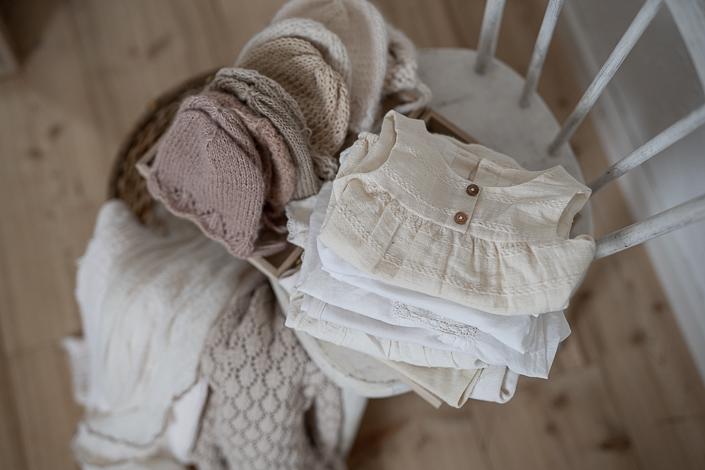 Babyfotografie Kleidung